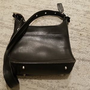 Coach  vintage legacy leather buckle straps